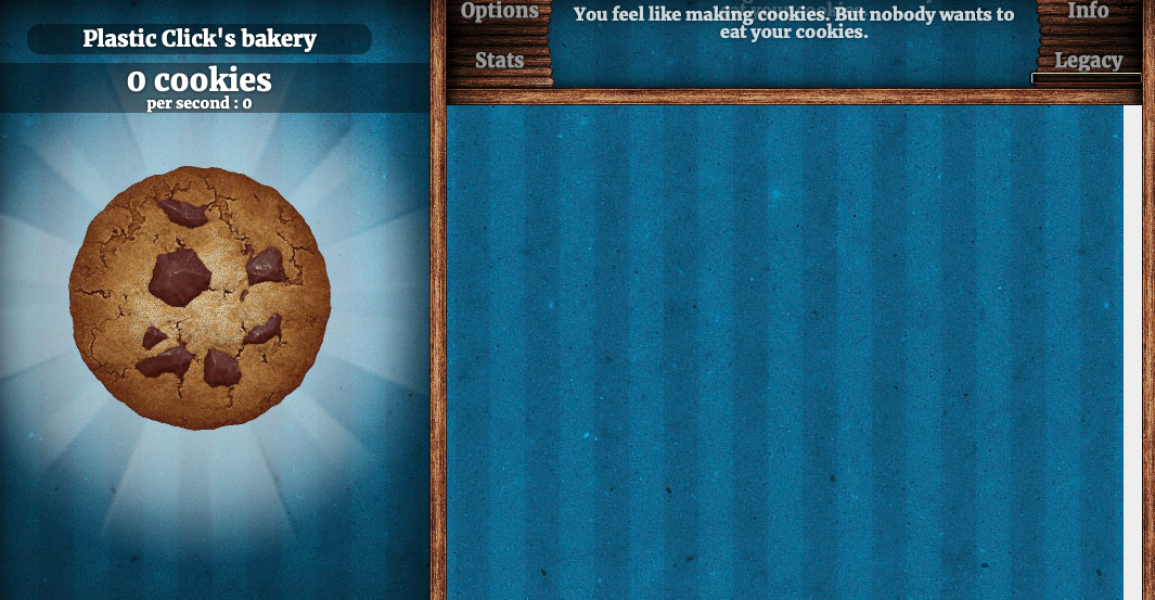 'Cookie Clicker' Gains Top Spot on Steam Trending Chart—After Creating Extremely Long Acheivement Name