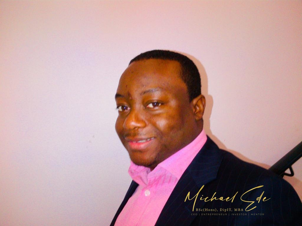 Michael Ede, Inspiring People to Become Entrepreneurs