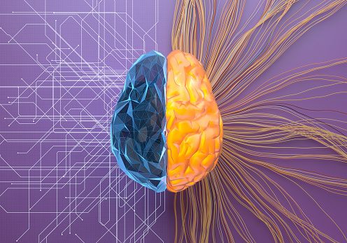 Ai brain art