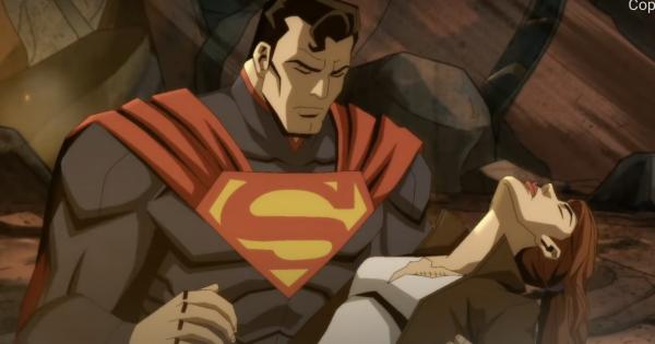 Injustice - Animated Movie Trailer
