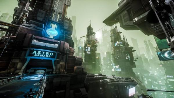 Star citizen screen city