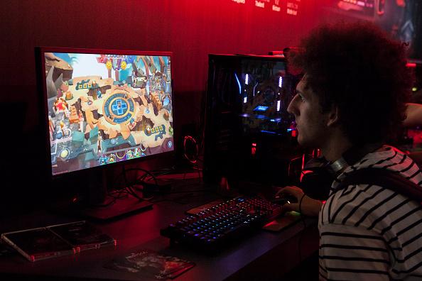 Pc gamer guy