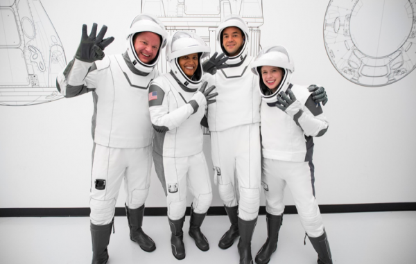 SpaceX's Inspiration4 to Fly NFTs, Ukulele, Time Magazine to Space and Auction it on Earth