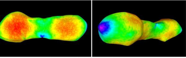 ESO Captures Kleopatra Asteroid's Most Detailed Images—Very Large Telescope Reveals It Has Dog Bone Shape