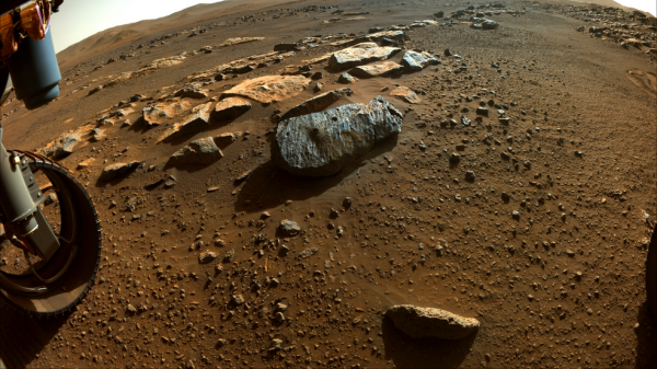NASA: Martian Rock Samples From Perseverance Rover Could Hint on Possible Life Forms in the Past