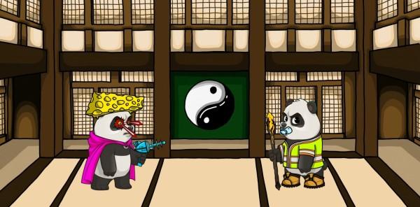 Panda Fight Club NFTs
