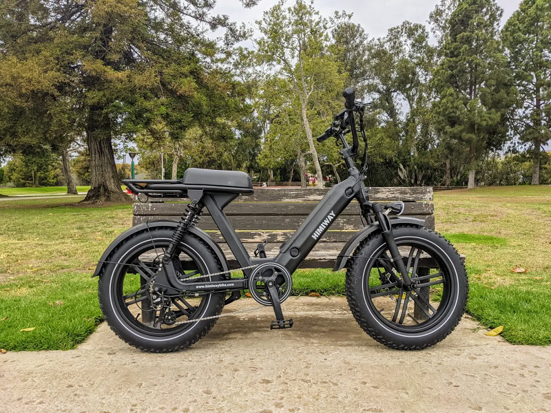 Himiway Escape Moped-Style EBike Review 2021 - The Ultimate Buying Guide!