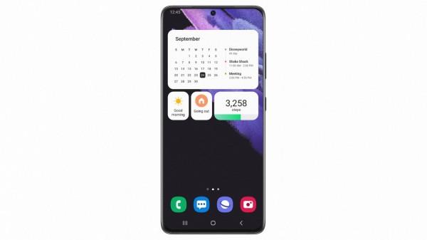 Samsung's Android 12 OS Beta Program