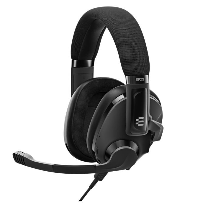 EPOS H3 'Hybrid' Gaming Headset Can Use Both Bluetooth, Wired Connection: 37-Hour Battery Life, Software, and MORE