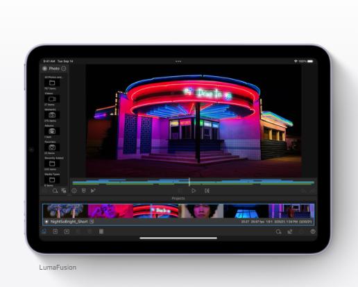 Apple iPad Mini Drops Headphone Jack   A15 Bionic, 5G, USB-C, and More