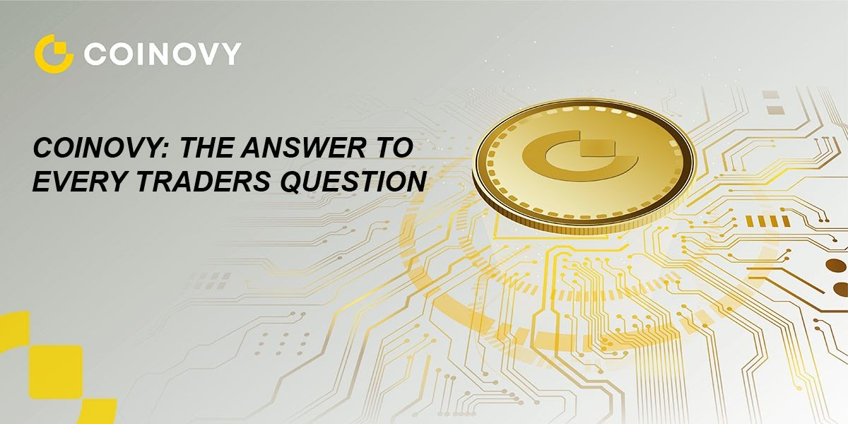 Coinovy: The Answer to Every Traders Question