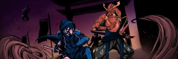 ONE Shogun ninja and samurai NFTs