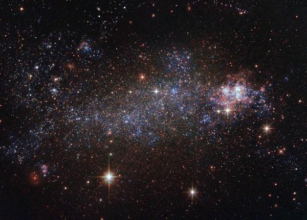 NGC 5408 Irregular Galaxy