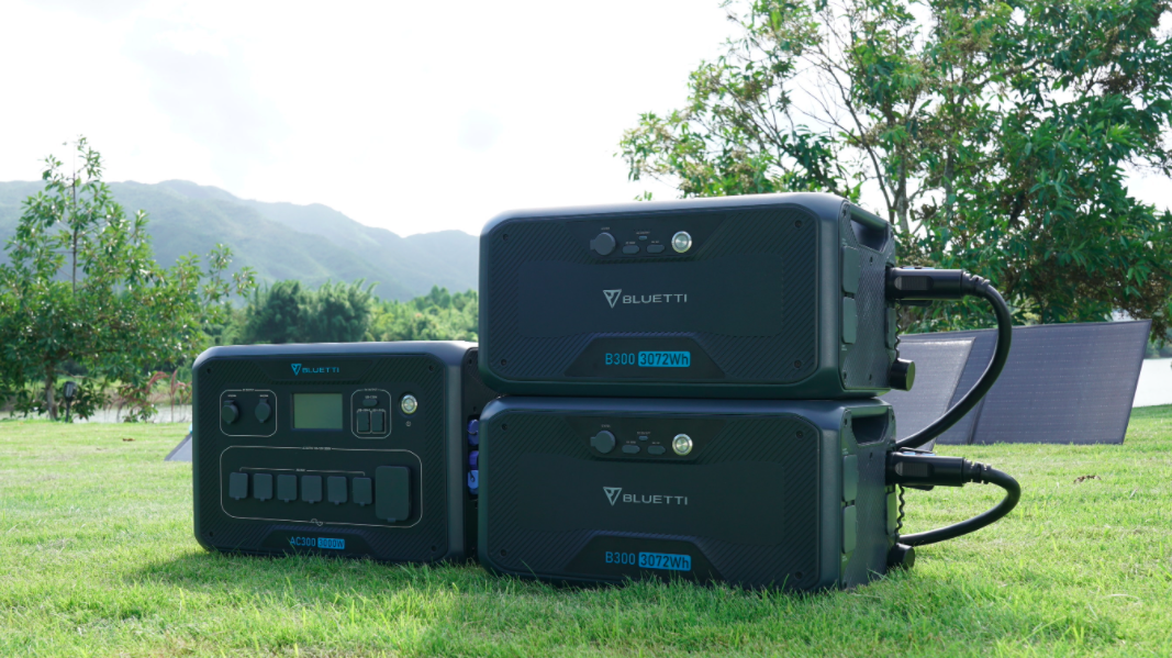 Bluetti AC300 Portable Solar Power Station Launches With Price Starting at $1,799