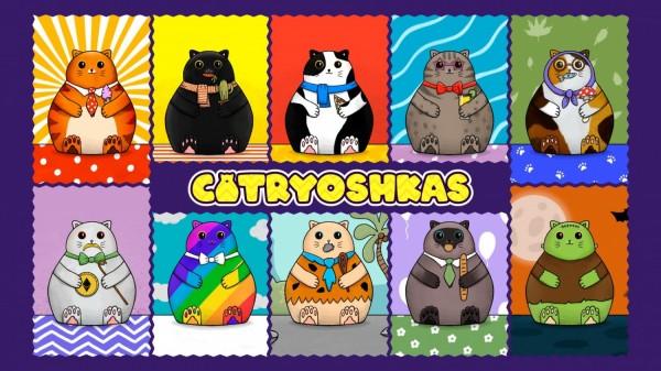 Catryoshkas NFT Collection