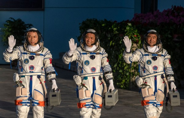 Chinese Astronauts, Shenzhou 12, Returns to Earth after 90 Day Space Station Mission—What's Next?