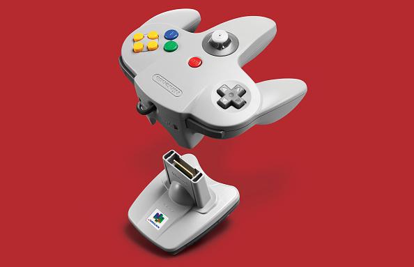 Nintendo n64 controller