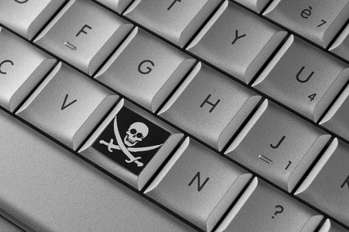 Piracy art icon
