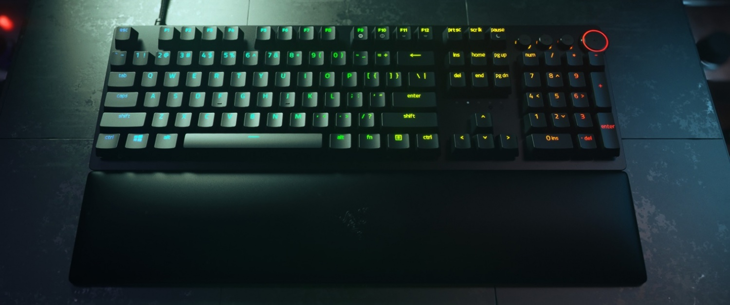 Razer Adds Huntsman V2 Gaming Keyboard in New Lineup; Claims it as World's Fastest Keyboard With 8000Hz Polling Rate