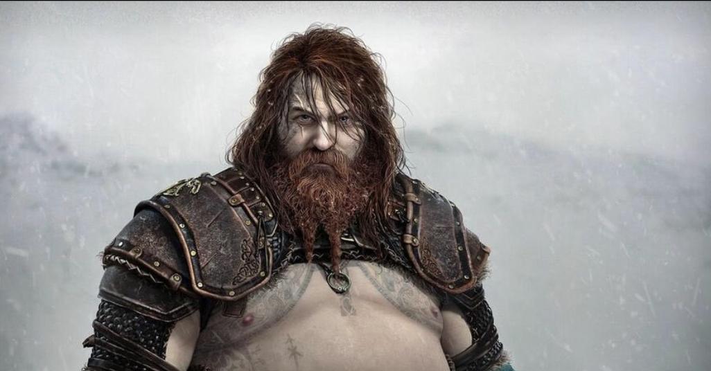Thor—God of War Ragnarök