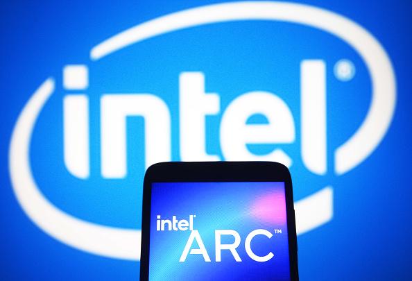 Intel arc phone