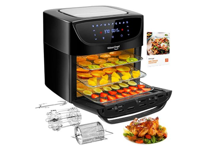 Amazon Kitchen Deals: Shop for Discounted Air Fryers, Coffee Grinders, and MORE