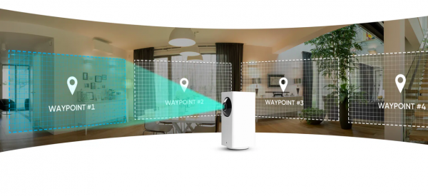 Wyze Cam Pan v2's Color Night Vision Provides 360 Degree View Even in the Dark