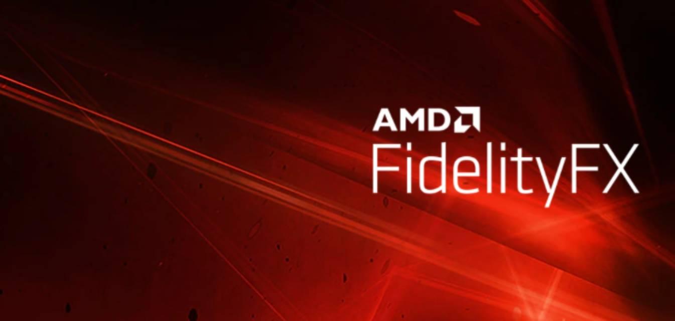 AMD fidelityfx banner