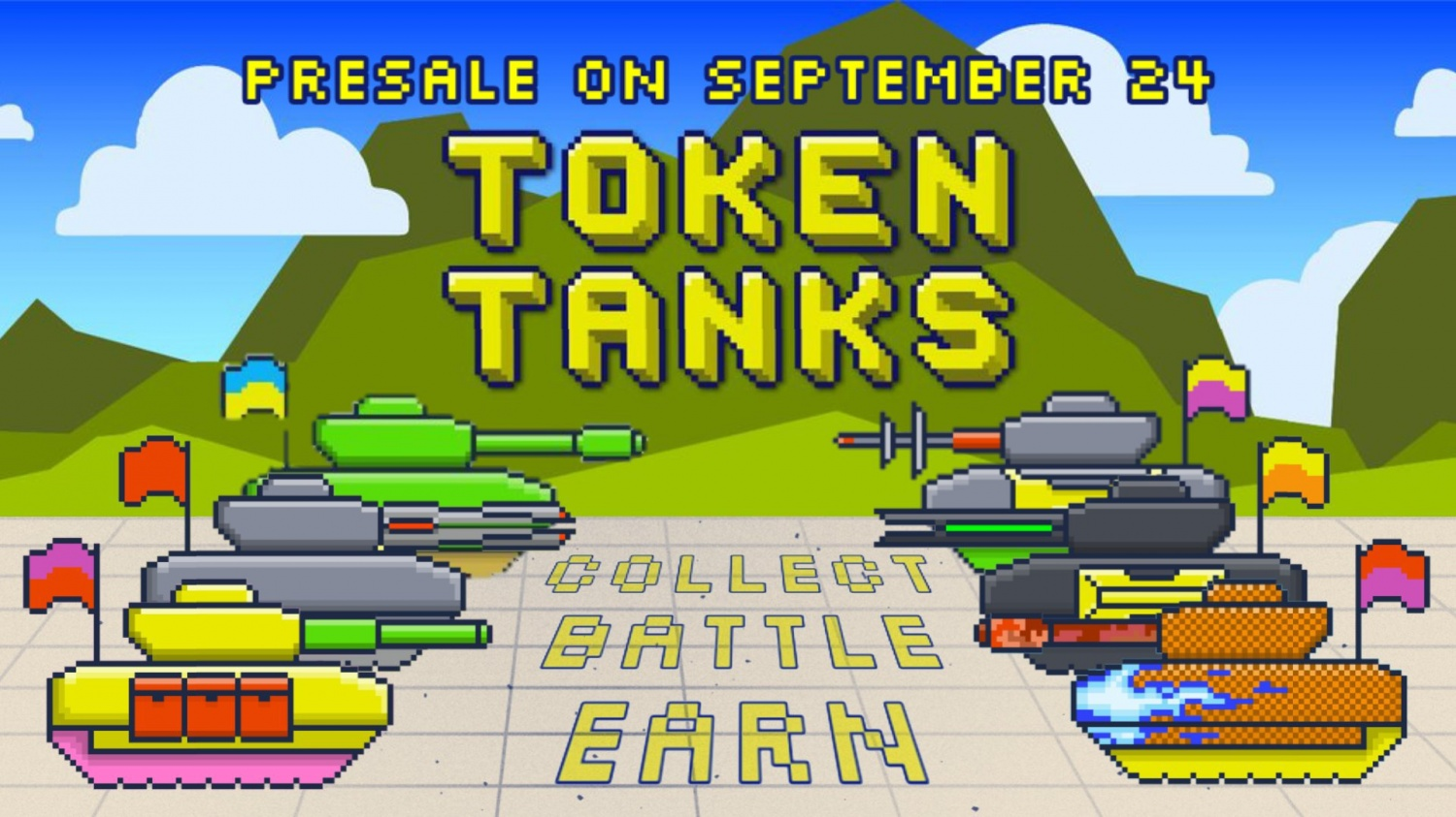 Token Tanks NFT Collection