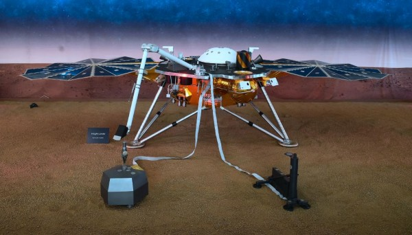 NASA InSight Lander Records 3 Mars Quakes More Than Magnitude 4—One Lasts Over 1 Hour
