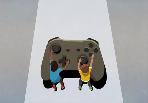 Gamer art