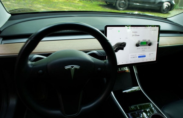Tesla FSD Beta Button Rolls Out After Multiple Delays Amid NTSB Raising Safety Concerns