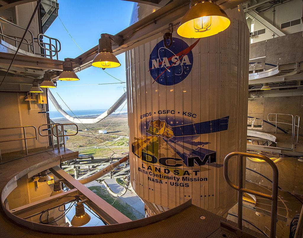 NASA's Landsat 9 to Launch into Orbit on Sept. 27 After Liquid Nitrogen Shortage Delay