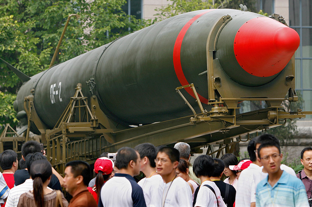 China's Proposed Hypersonic Weapon Could Wipe Out Power Supply, Communication Lines Within 2km Range in 10 Seconds