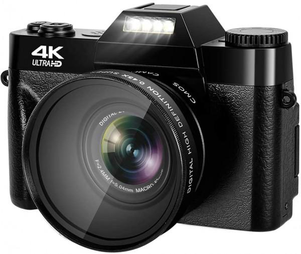 Lincom Tech 48MP Digital Camera