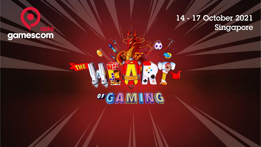 gamescom asia Event