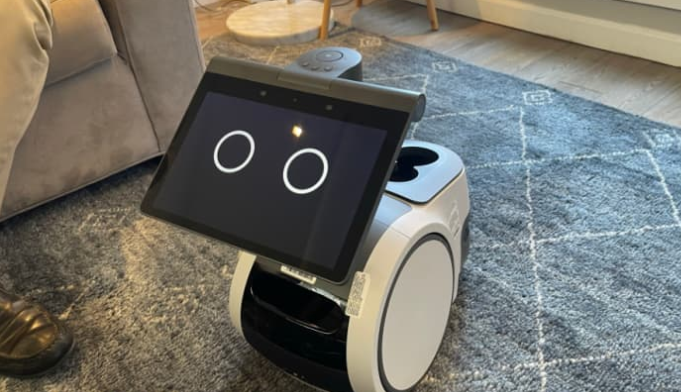Amazon Astro Home Robot Arrives! How to Get the New Alexa Home Robot Version?