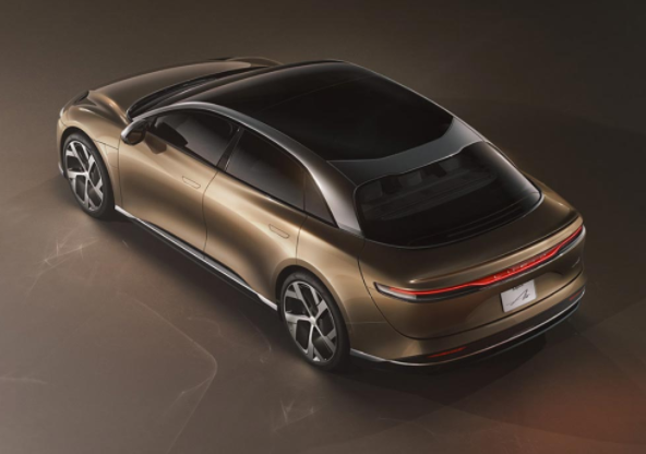 Lucid Air EVs Dream Edition Set to Roll Out to Customers in Late October from AMP-1 Assembly Line