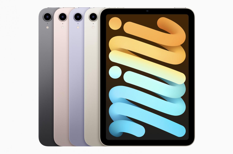 Apple iPad Mini Jelly Scrolling