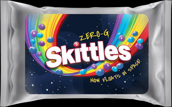 Zero-G Skittles