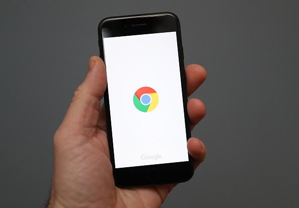 Google chrome phone