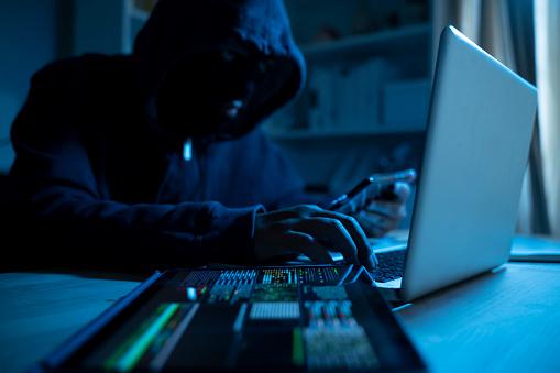 Hacker dude
