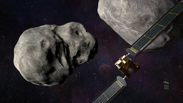 NASA DART Mission in November