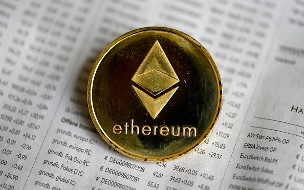 Ethereum Ether Coin