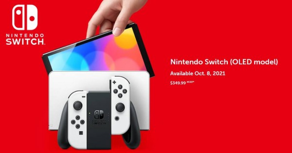 Nintendo Switch OLED Teardown Claims Console Dock Could Support 4K 60fps—'Switch Pro' Ready?