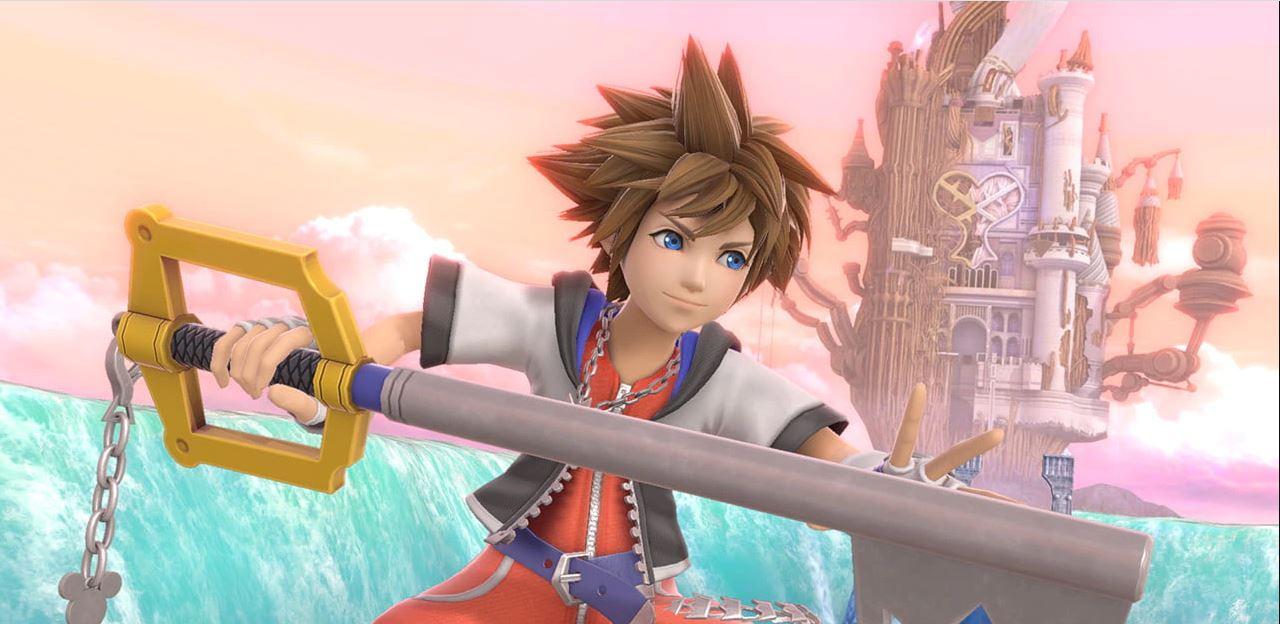 Sora in Super Smash Bros. Ultimate