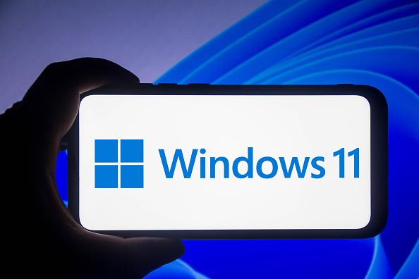 Windows 11 phone