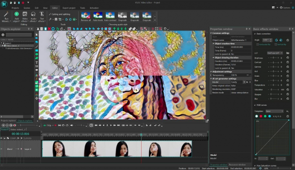 VSDC Aims to Provide Most Affordable Video Editor for Creators
