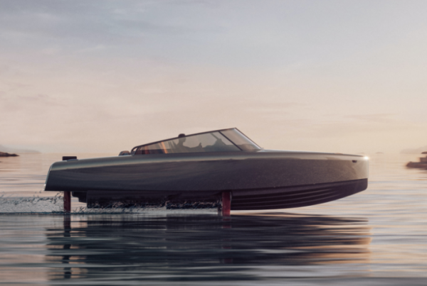 Candela Flying Electric Boat Outsells Traditional Models | What Makes C-8 In-Demand?