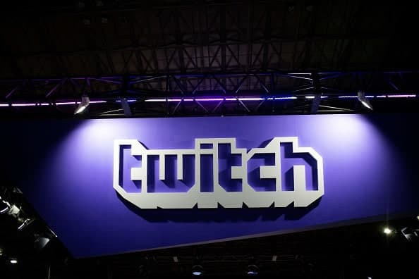 Twitch at a Tokyo Game Show
